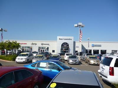 San Leandro Chrysler Dodge Jeep RAM Image 4
