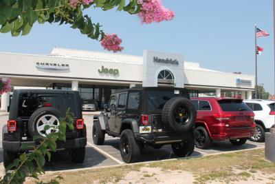 Hendrick Chrysler Jeep FIAT Image 8