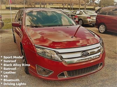 2010 Ford Fusion Sport for sale VIN: 3FAHP0KC9AR244520