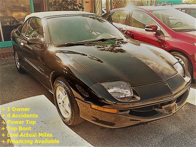1997 Pontiac Sunfire SE for sale VIN: 4G2JB32T3VB207035