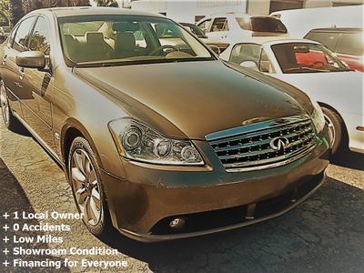 2007 INFINITI M35  for sale VIN: JNKAY01E57M311108
