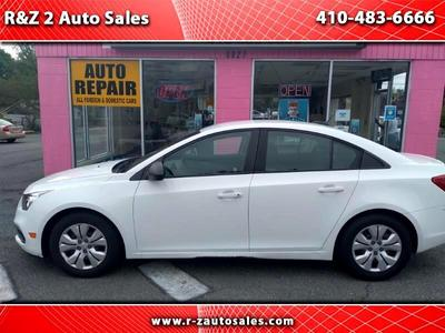 Chevrolet Cruze Limited 2016 for Sale in Baltimore, MD