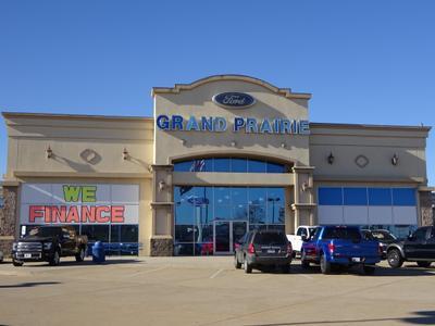 Grand Prairie Ford Image 1
