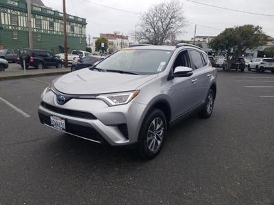 Toyota RAV4 Hybrid 2018 a la venta en Eureka, CA
