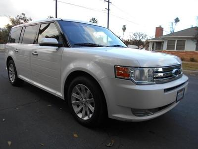 2009 Ford Flex SEL for sale VIN: 2FMDK52C49BA07427