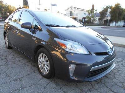 2012 Toyota Prius Plug-in Advanced for sale VIN: JTDKN3DP7C3007677