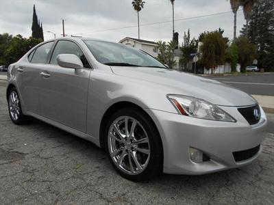 2008 Lexus IS 250  for sale VIN: JTHBK262585068606
