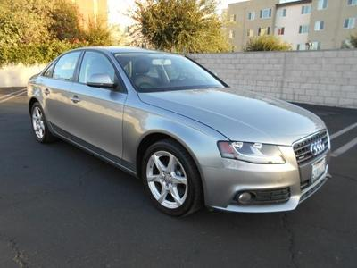 2009 Audi A4 2.0T Premium quattro for sale VIN: WAULF78K69N026531