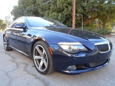 2008 BMW 650 i for sale VIN: WBAEA53508CV91249
