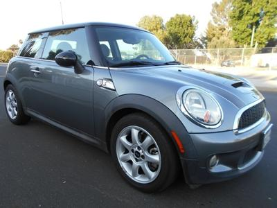 2007 MINI Cooper S  for sale VIN: WMWMF73527TT85745