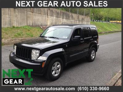 2009 Jeep Liberty Sport for sale VIN: 1J8GN28K79W519826