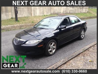 2003 Mazda Mazda6 s for sale VIN: 1YVHP80C535M43625