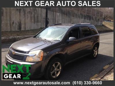 2008 Chevrolet Equinox LT for sale VIN: 2CND163FX86076853