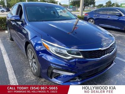 KIA Optima 2020 for Sale in Hollywood, FL