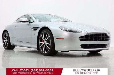 Aston Martin V8 Vantage 2011 for Sale in Hollywood, FL