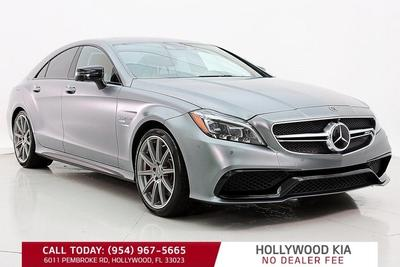 Mercedes-Benz AMG CLS 63 2018 for Sale in Hollywood, FL