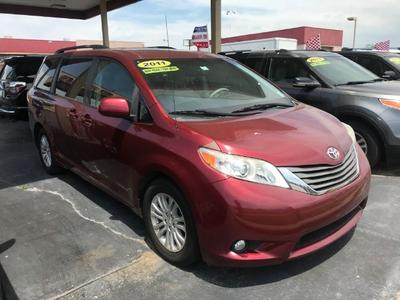 2011 Toyota Sienna LE for sale VIN: 5TDYK3DC2BS025999