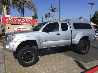 2006 Toyota Tacoma Access Cab for sale VIN: 5TEUU42N56Z189663