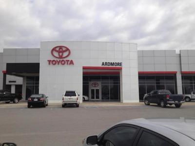 Toyota of Ardmore Image 2