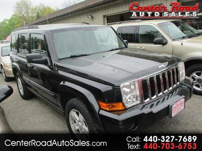 2008 Jeep Commander Sport for sale VIN: 1J8HG48K48C243518