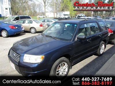 Subaru Forester 2006 a la venta en North Ridgeville, OH
