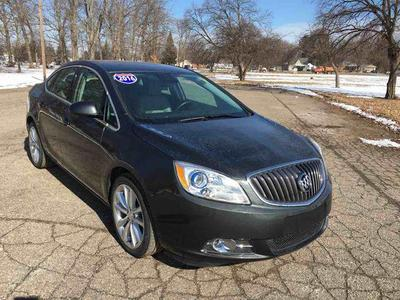2016 Buick Verano Convenience Group for sale VIN: 1G4PR5SK8G4121065