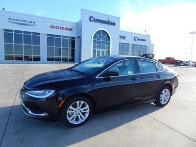 2015 Chrysler 200 Limited for sale VIN: 1C3CCCAB4FN573229