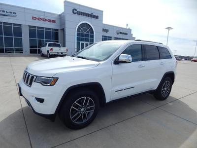 2018 Jeep Grand Cherokee Limited for sale VIN: 1C4RJEBG0JC130808