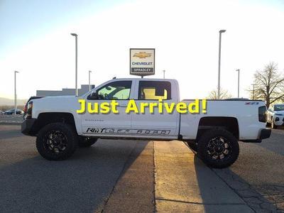 Chevrolet Silverado 1500 2017 for Sale in Pueblo, CO