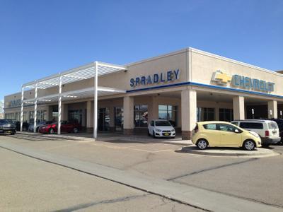 Spradley Chevrolet Inc. Image 9