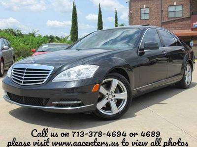 Mercedes-Benz S-Class 2011 for Sale in Houston, TX