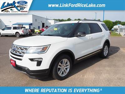 Ford Explorer 2018 for Sale in Rice Lake, WI