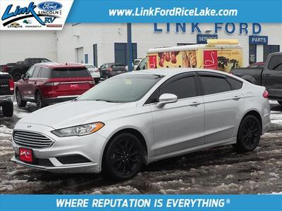 Ford Fusion 2017 for Sale in Rice Lake, WI