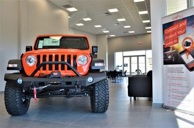 Forest Lane Chrysler Dodge Jeep RAM Image 9