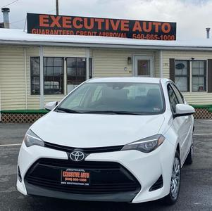Toyota Corolla 2017 for Sale in Winchester, VA