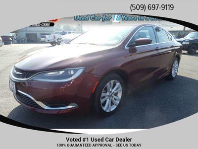 Chrysler 200 2015 for Sale in Selah, WA