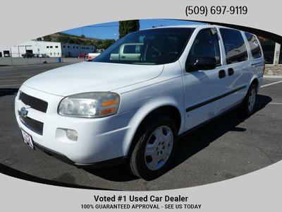 Chevrolet Uplander 2007 a la venta en Selah, WA