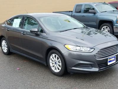 Ford Fusion 2015 for Sale in Lafayette, LA