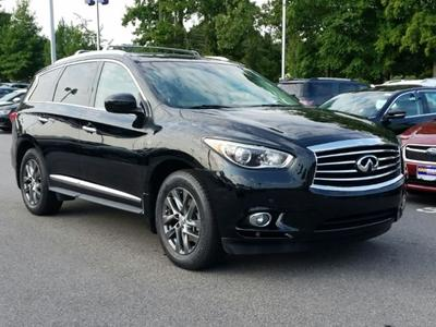 2015 Infiniti QX60 Base for sale VIN: 5N1AL0MM9FC524937