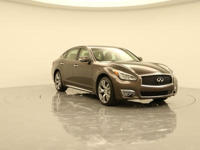 2015 Infiniti Q70L  for sale VIN: JN1BY1PR9FM831514