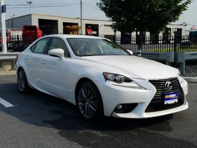 2016 Lexus IS 300 Base for sale VIN: JTHCM1D28G5002819