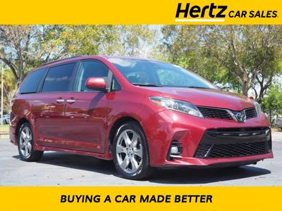 Toyota Sienna 2019 for Sale in Fort Lauderdale, FL