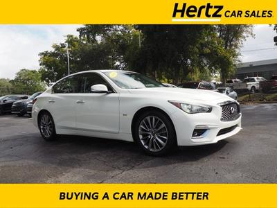 INFINITI Q50 2018 for Sale in Fort Lauderdale, FL