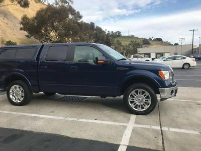 2010 Ford F-150 Lariat SuperCrew for sale VIN: 1FTFW1EV6AFA34963