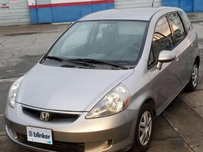 2008 Honda Fit  for sale VIN: JHMGD374X8S012555