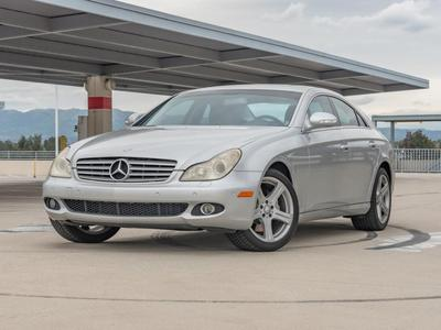 2007 Mercedes-Benz CLS-Class CLS 550 for sale VIN: WDDDJ72X47A085386