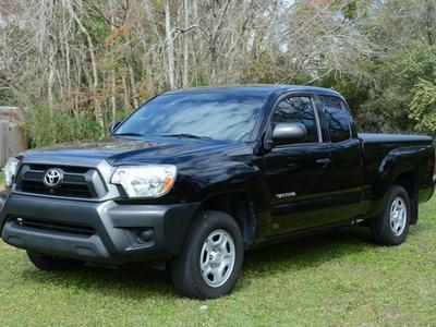 2014 Toyota Tacoma Base for sale VIN: 5TFTX4CN1EX040836