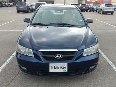 2006 Hyundai Sonata GLS for sale VIN: 5NPEU46F36H077485