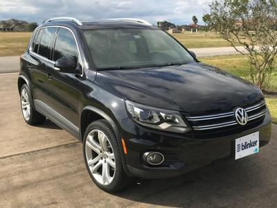 2016 Volkswagen Tiguan SEL for sale VIN: WVGAV7AX8GW577081