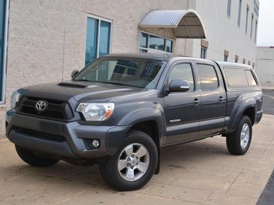 2012 Toyota Tacoma Base for sale VIN: 3TMMU4FN7CM046815